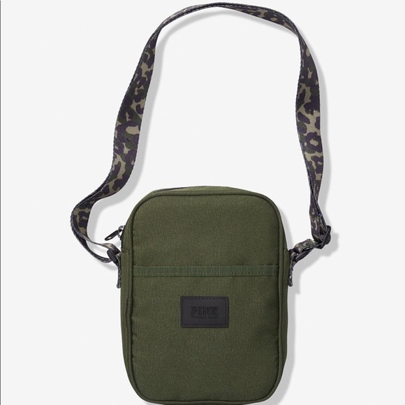 1345b8dea7a NEW‼️ VICTORIA'S SECRET CAMO SPORT CROSSBODY